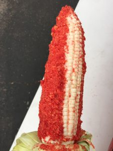 Flamin Hot Cheetos Corn
