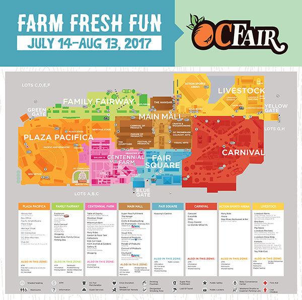OC Fair Map