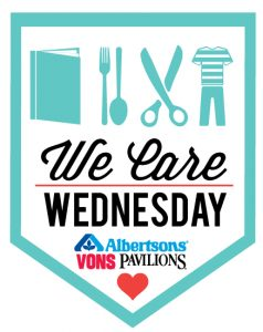 We Care Wednesdays