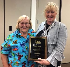Janice Tubbiola and Kathy Kramer